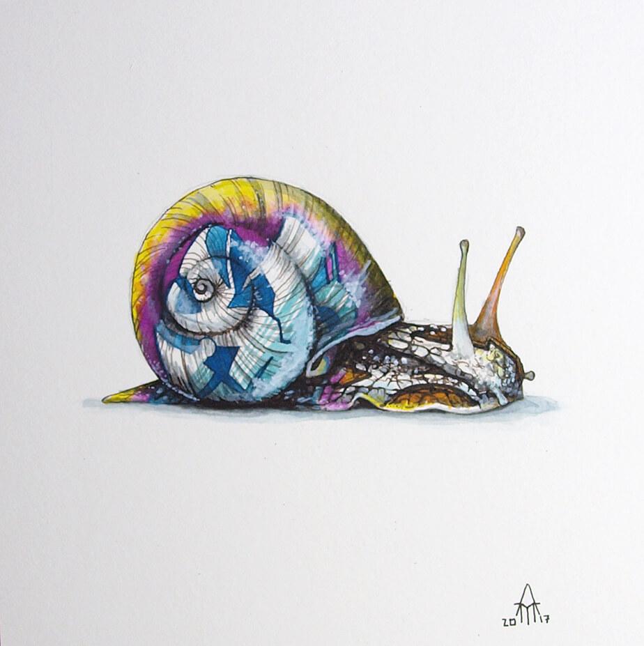 Urban Snail