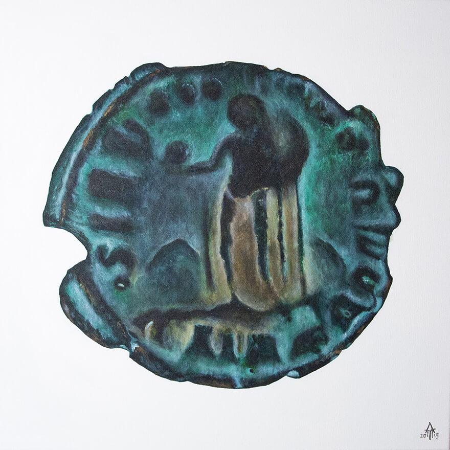 Römische Münze II